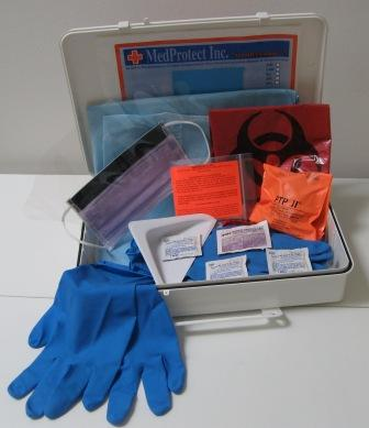 Combo PPE Pack 25220-4